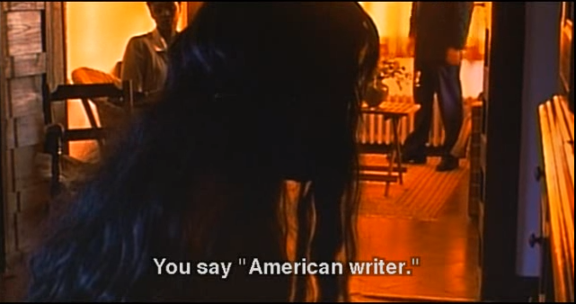 10. You Say American Writer