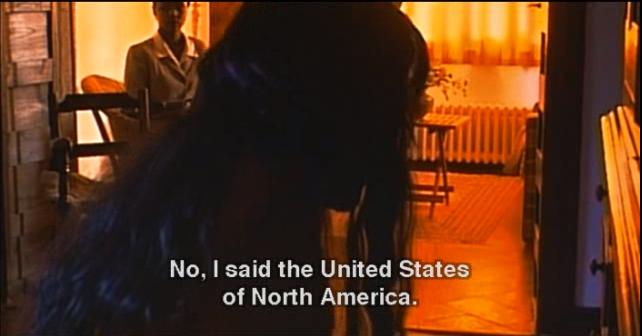14. No I said the united states of north america