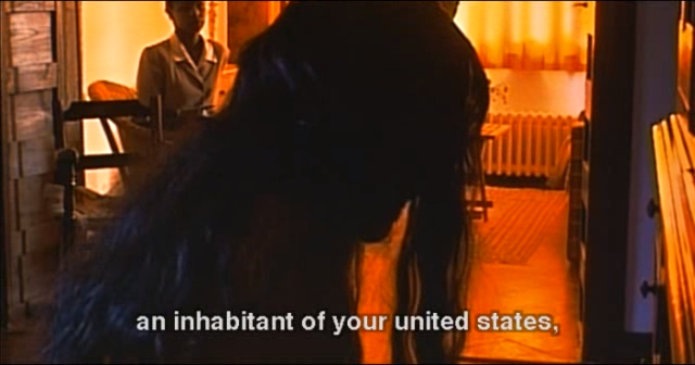 17. an inhabitant of your united states