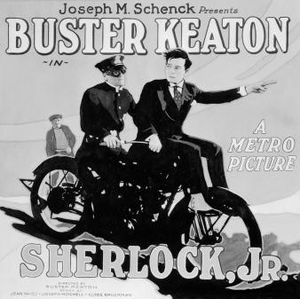 Poster - Sherlock Jr._05